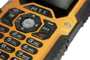 Téléphone MTT Protection Push to t